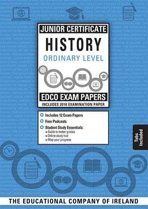 History JC OL Exam Papers 2019 (EDCO)