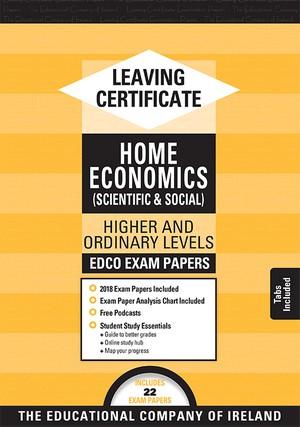 Home Economics LC OL+HL Exam Papers 2019 (EDCO)