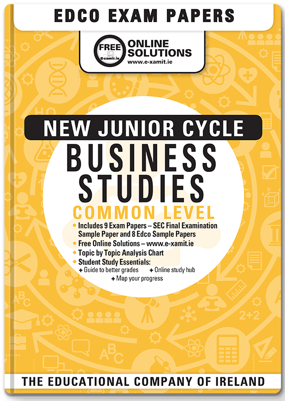 Sample Papers - Junior Cycle - Business Studies - Common Level