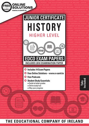 History JC HL Exam Papers 2019 (EDCO)