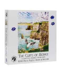 Gosling The Cliffs Of Moher Irish Made 1000 Piece Puzzle