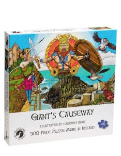 Gosling Giant's Causeway  500 Piece Puzzle Irish Made