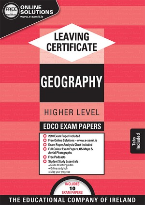Geography LC HL Exam Papers 2019 (EDCO)