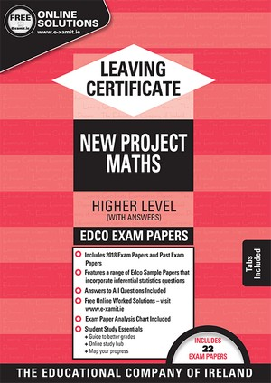 Maths LC HL Exam Papers 2019 (EDCO)