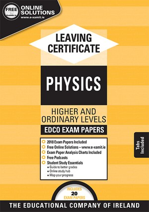 Physics LC OL+HL Exam Papers 2019 (EDCO)