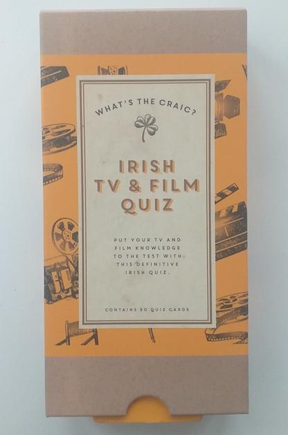 QUIZ IRISH TV & FILM