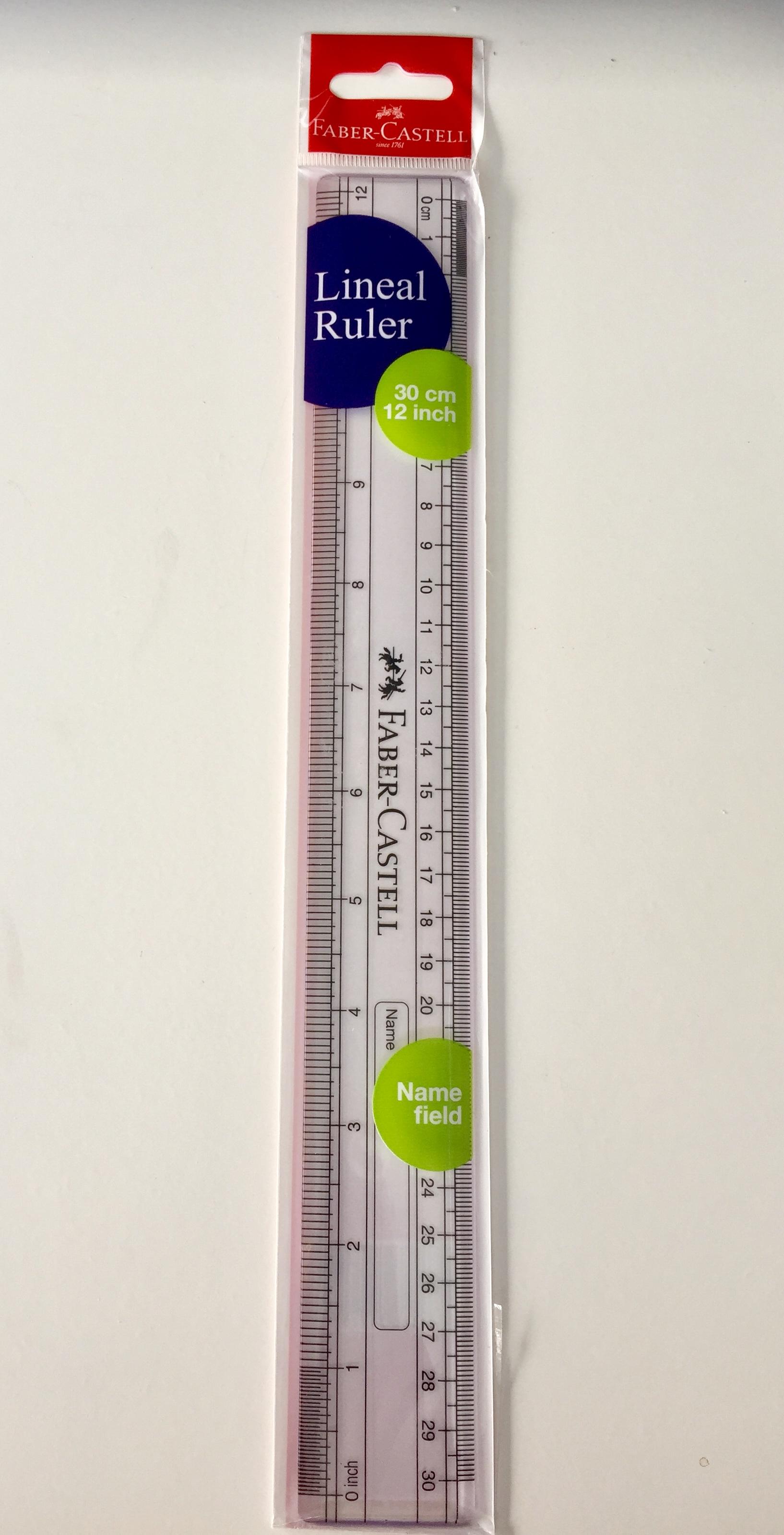 Faber-Castell 30cm Ruler