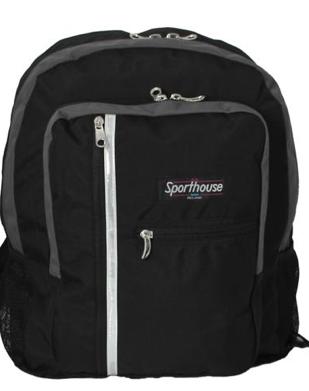 Sporthouse Student 2000 Black / Dark Grey