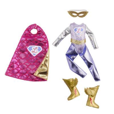 Lottie Superhero outfit
