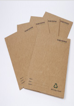 RECYCLE A4 WORKBOOK COVER