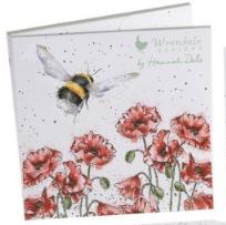 Notecard Pack Flight of the Bumblebee