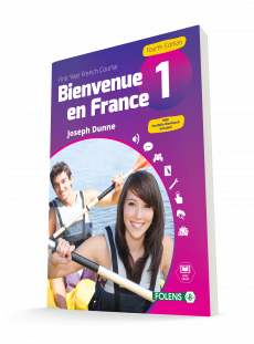 Bienvenue en France 1 (2017) 4th Edition Set [TB+WB]