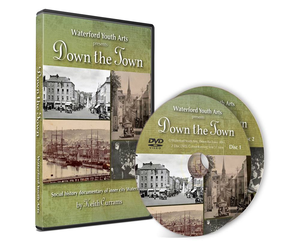 Down The Town DVD