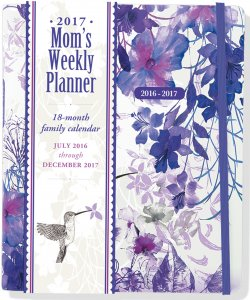 2017 Mom's Weekly Planner