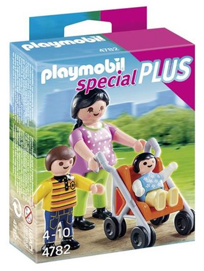 Playmobil Mother & Child