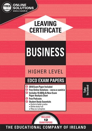 Business LC HL Past Papers 2018