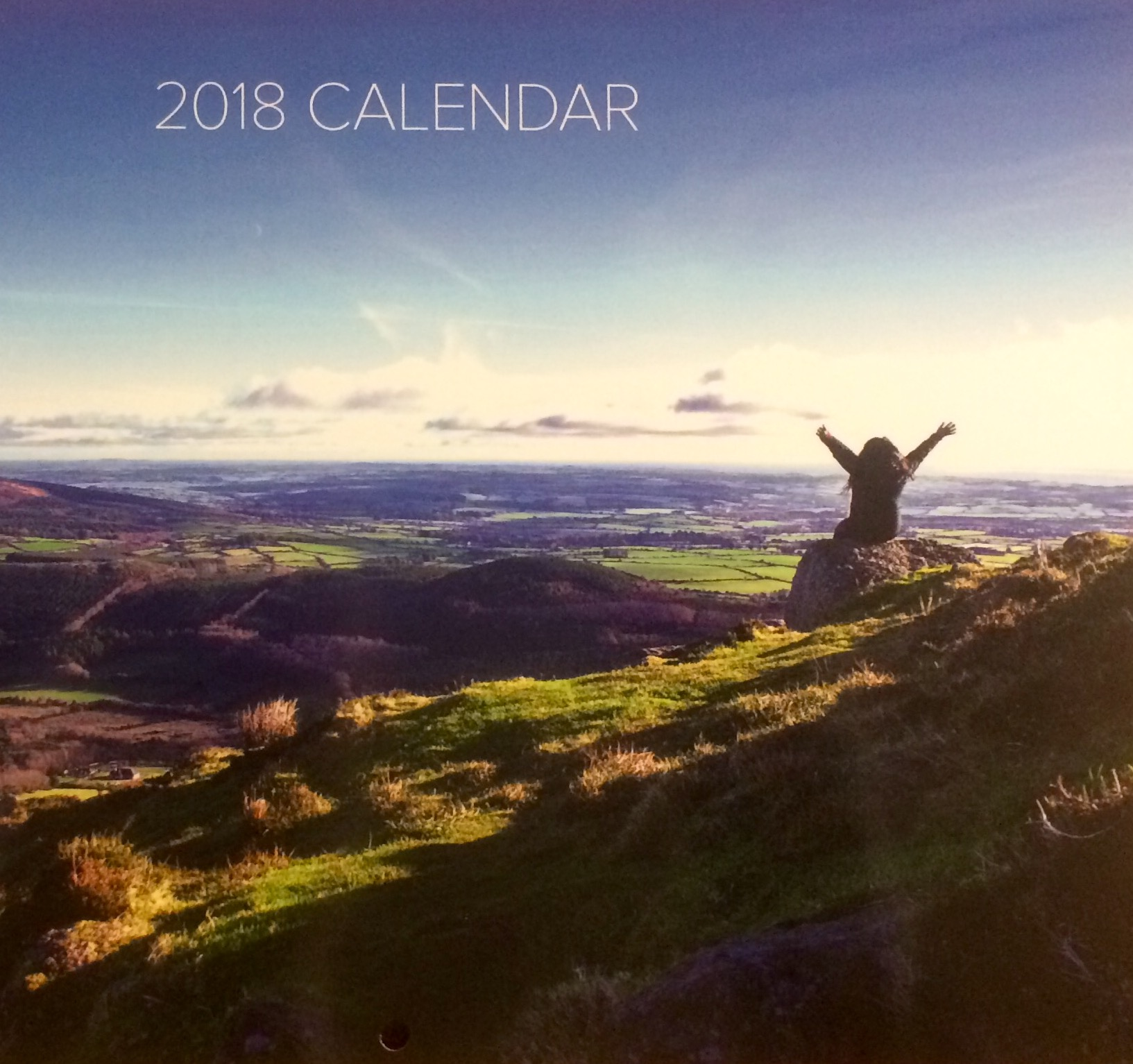 2018 Calendar - The Book Centre