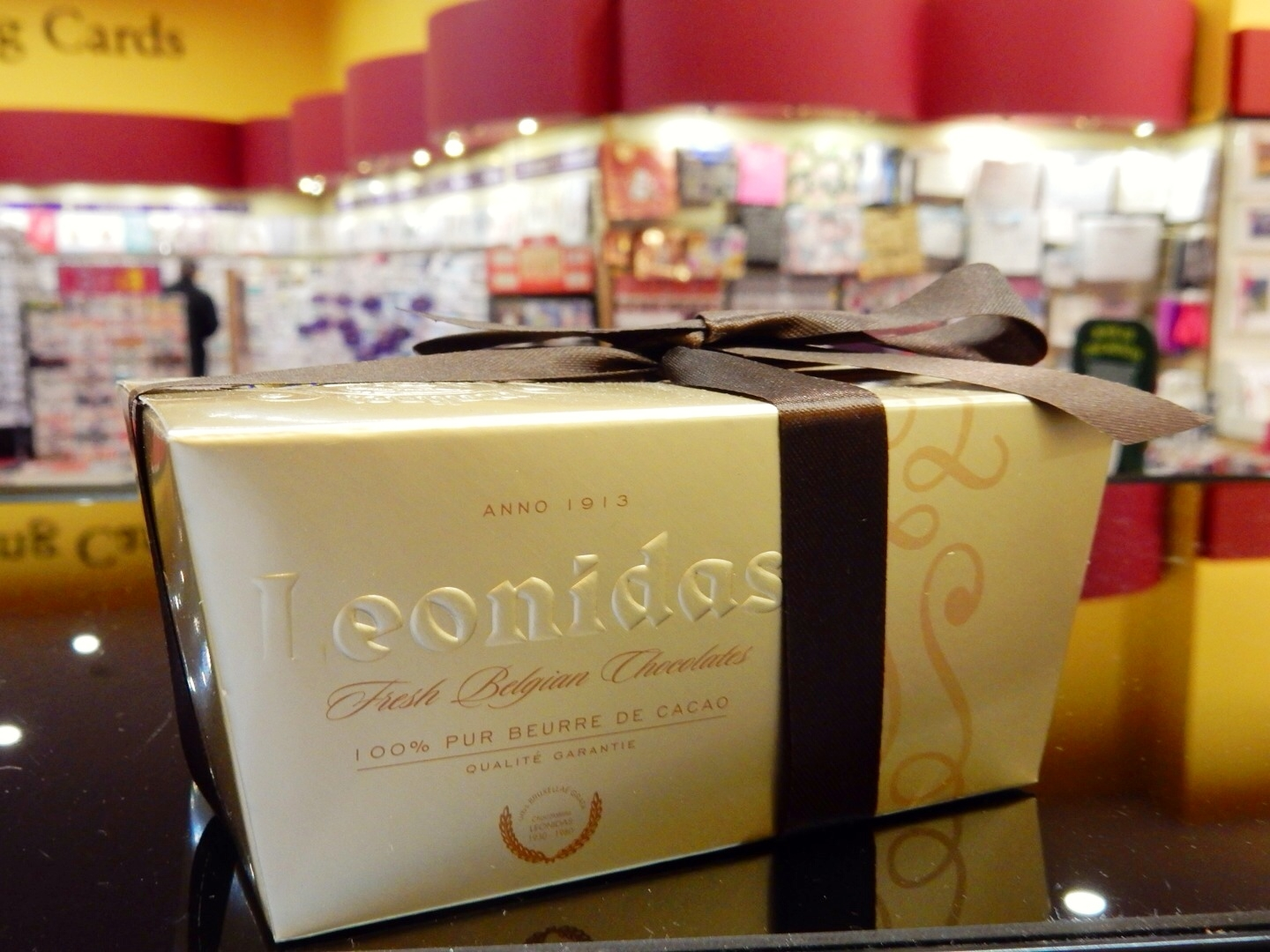 Leonidas Gift Box - 22 Chocolates